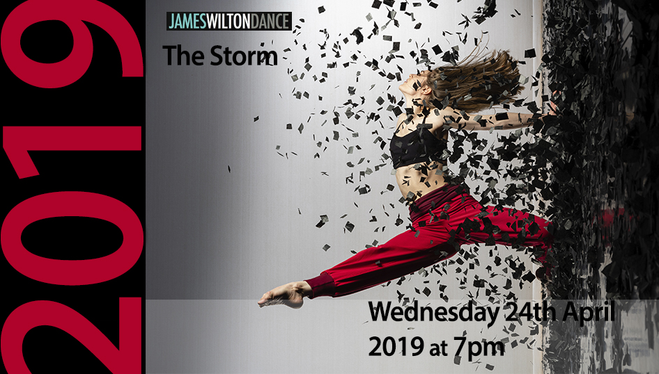2019 - James Wilton Dance